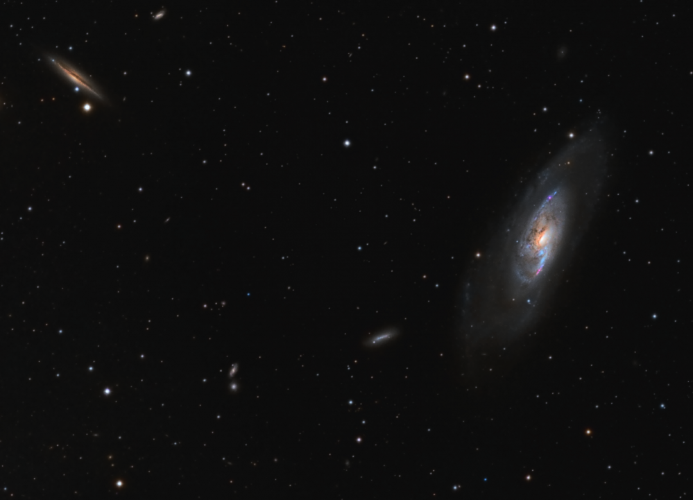 M106 and friends